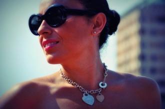 outfit-fashion-blogger-dress-asimmetrico-fuxia