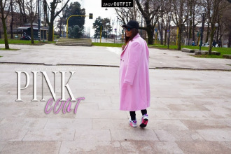pink coat-outfit-fashion-blogger