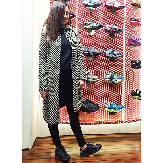 Oggi scopro le nuove #mbtwellness #mbtacademy #mbtexperience #zagufashion così sono sempre al #top #fashionblogger