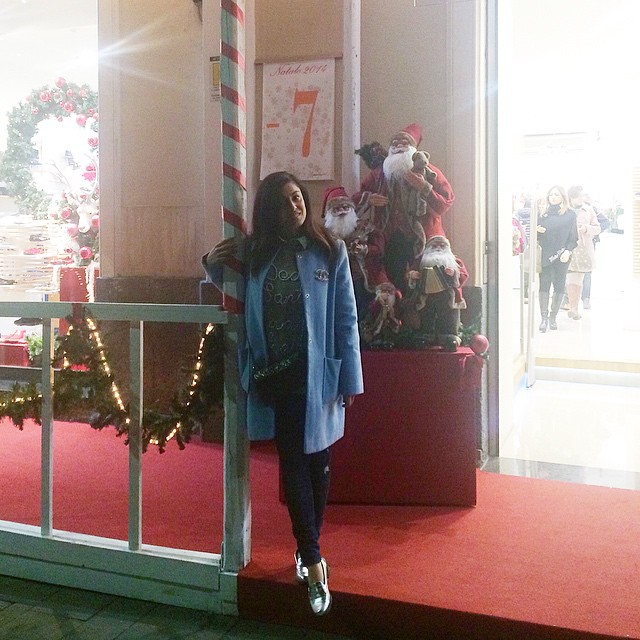 Il Natale a Catania!!! Christmas in #Catania!!! #zaguchristmas #zaguchristmas #zagufashion #natale14 #Xmas #fashionblogger