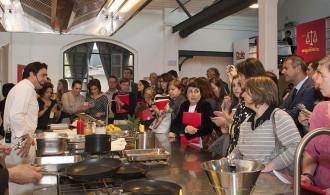 Lo-chef-Daniel-Canzian-evento-dole-qualità-valentina-coco-fashion-blogger
