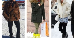 abbigliamento da montagna: 20 total look da neve