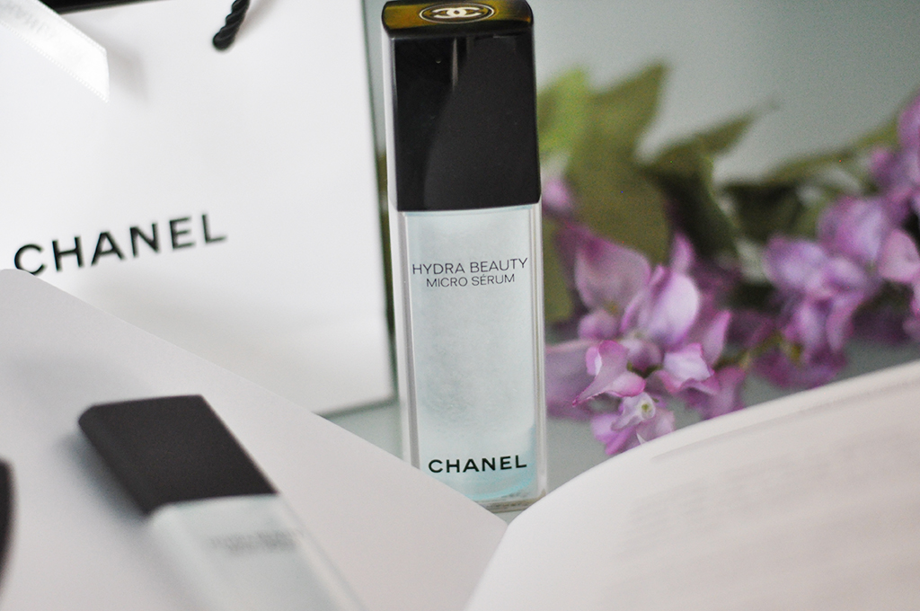 Chanel-Hydra-Beauty-Micro-Sérium-trattamento-viso-paris-valentina-coco-fashion-blogger