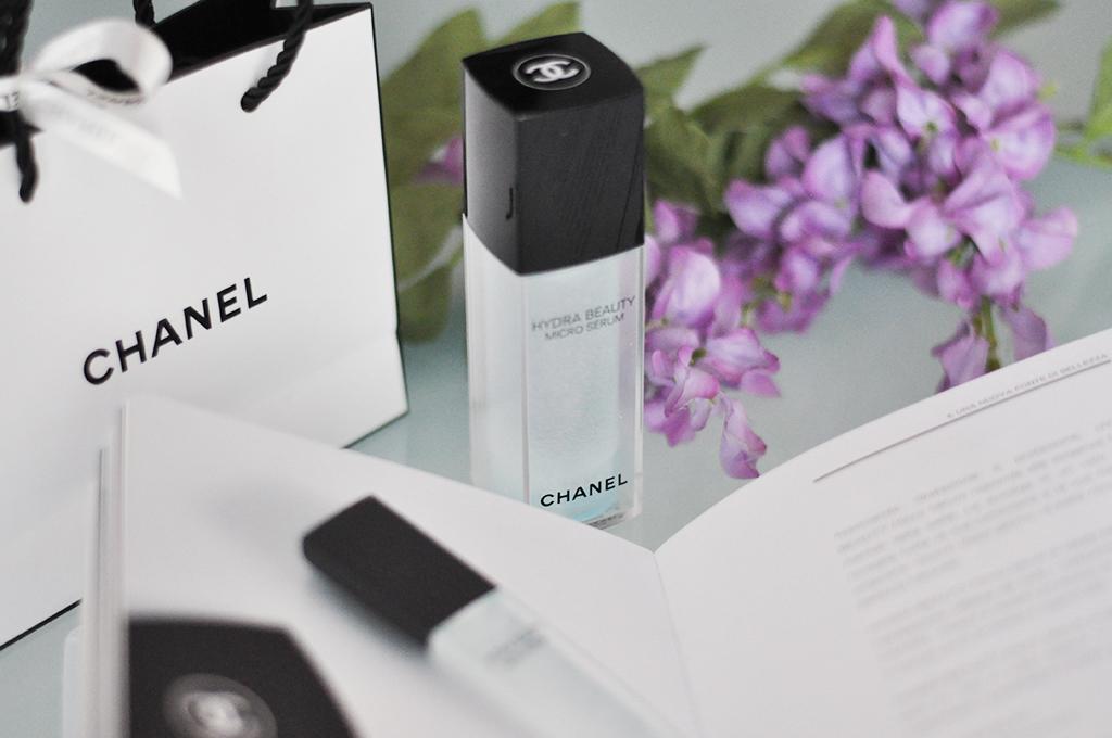 Chanel-Hydra-Beauty-Micro-Sérium-trattamento-viso-valentina-coco-fashion-blogger