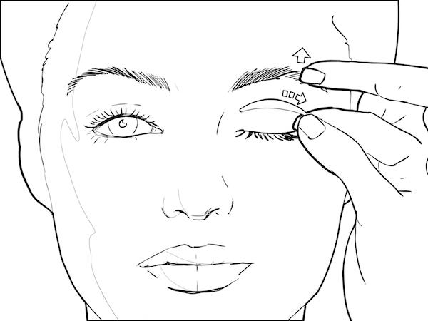 WONDERSTRIPES-palpebre-perfette-senza-chirurgia-plastica-valentina-coco-fashion-blogger