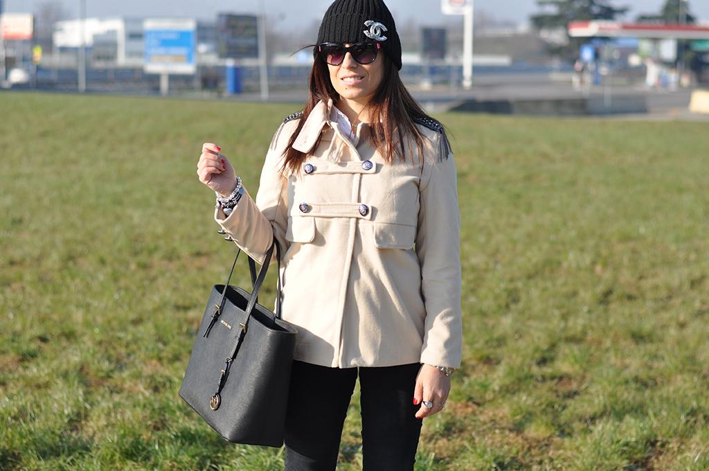 zagufashion-fashion-blogger-outfit-chanel-spilla-jacket-military