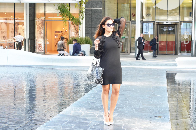 outfit-fashion-blogger-blogger-italia-valentina-coco-goyard-sarenza-shoes