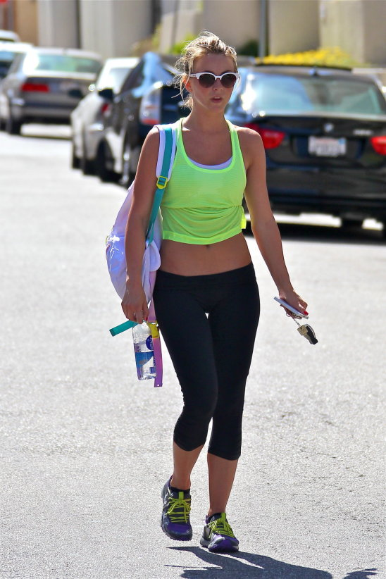 julianne-hough-abbigliamento-da-palestra-gym-look-valentina-coco-fashion-blogger