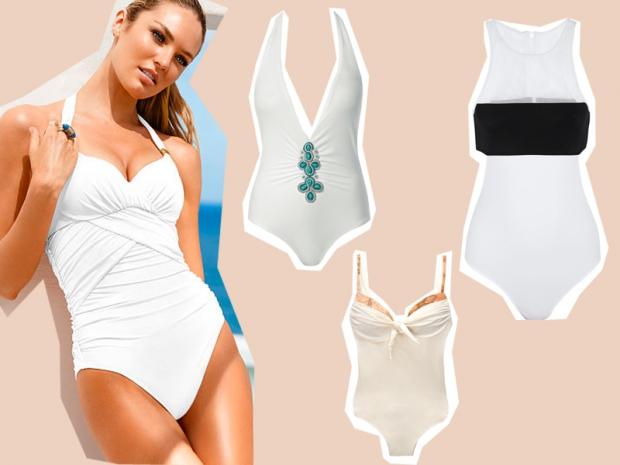 Costumi Da Bagno Bianchi 2014 : Costumi da bagno ecco le tendenze zagufashion