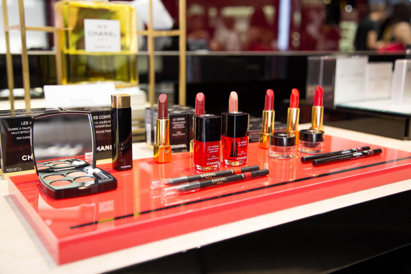 Chanel-Le-Rouge-Collection-n1-by-Lucia-Pica-firenze-valentina-coco-influencer