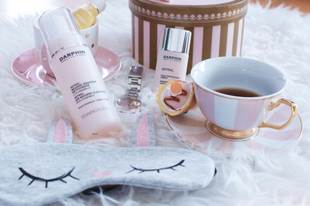 intral-darphin-protezione-pelle-viso-valentina-coco-fashion-blogger-beauty-paris